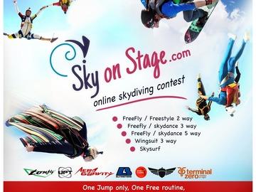 Évènement en ligne gratuit: SkyonStage